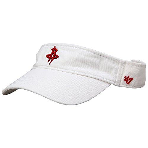 Houston Rockets '47 Brand Women's Visor White by '47