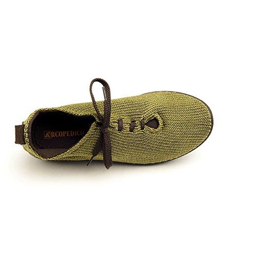 Arcopedico 1151 Ls Scarpe Oxfords Da Donna Oliva