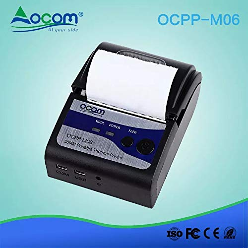 58mm Portable Mini Thermal Printer