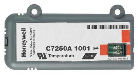 Honeywell - C7250A1001 - Temperature Sensor, For Use With 11K009