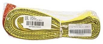 2 Width x 14 Length 2 Width x 14/' Length LIF   UU1602DX15 Liftall UU1602DX15 Polyester Web Sling Type Unilink 1-ply