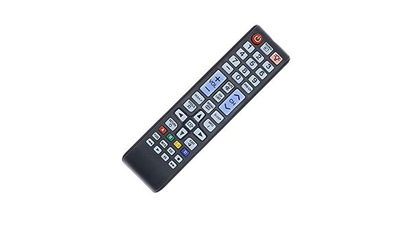 DEHA TV Remote Control for Samsung UN60JU650DF Television