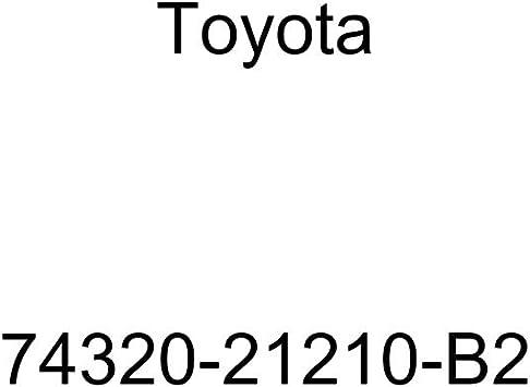 TOYOTA Genuine 74320-21210-B2 Visor Assembly