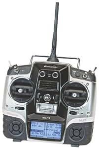 Graupner 33112 - Sistema de mando radiocontrol (MX-12 Graupner Hott, 6 canales)