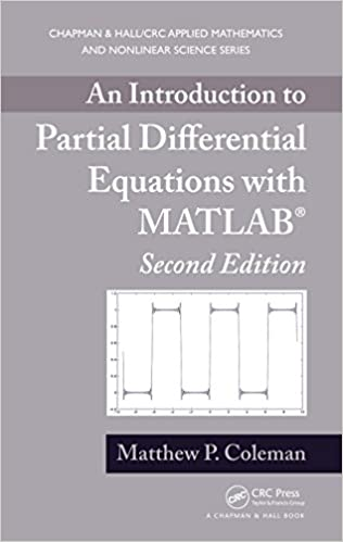 An Introduction to Partial Differential Equations with