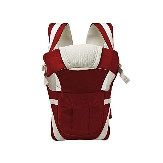 NV MART Baby Carrier Bag/Adjustable Hands Free 4 in 1 Baby/Baby sefty Belt/Child Safety Strip/Baby Sling Carrier Bag