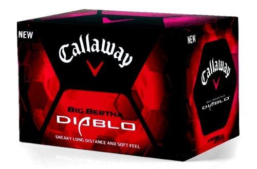 Callaway Ball Diablo Golf Balls (12-Pack)