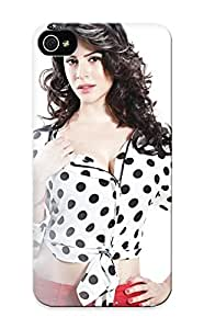 Doublesmile Case Cover For iPhone iphone 6 4.7 - Retailer Packaging Karishma Kotak Actress Beautiful Beauty Bollywood Brunee Celebrity Protective Case