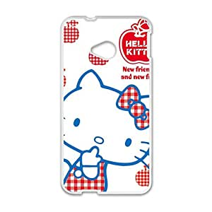 SANYISAN Hello kitty Phone Case for HTC One M7 case