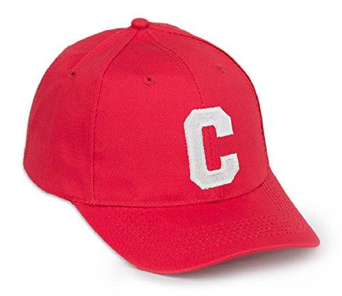 A letras C negro de en con Gorra color letra rojo béisbol Z HzO4qZ