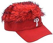 MLB Atlanta Braves Flair Hair Adjustable Visor