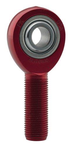 FK Bearings (ALRSML8T) 1/2 x 5/8-18 Left Hand Aluminum Male Rod End with Teflon Liner