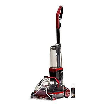 Image of Health and Household Rug Doctor FlexClean Cleaner Includes, 9-oz. All-in-One Solution and Tool Storage Bag Versatile Machine with Powerful Suction Deep Cleans Both Carpet and Sealed Hard Floors