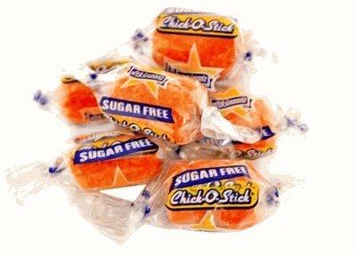Atkinson Sugar (Chick-O-Stick Sugar Free Candy 1lb by Atkinson)