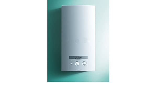 Calentador de agua a gas atmosférico sin tanque, Mag 11? 0/1/2, de Vaillant: Amazon.es: Bricolaje y herramientas