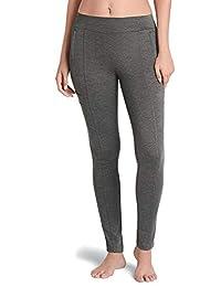 Jockey Women's Activewear Ponte Pant