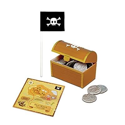 Lottie Set de accesorios LT033 Reina Pirata para muñeca: Juguetes y juegos