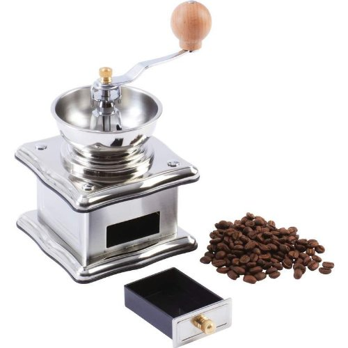 Wyndham KTGRIND House Stainless Steel Adjustable Manual Coffee Grinder by Wyndham House (Image #1)