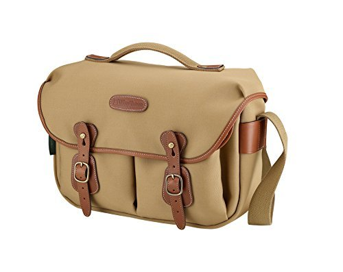 - Hadley 505233-70 Pro Shoulder Bag -Khaki/Tan