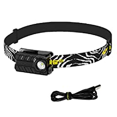 The Nitecore NU20 is an incredibly compact, lightweight headlamp designed for movers and shakers. Equipped with a CREE XP-G2 S3 LED, this tiny headlamp produces a bold 360 beam with a throw of 87 yards. The compact design makes long wear less...