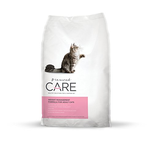 Diamond Care Weight Management Cat Recipe Specially Made as