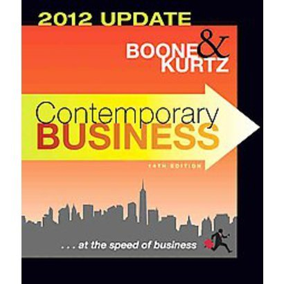 CONTEMP.BUSINESS >ANNOT.INSTRS