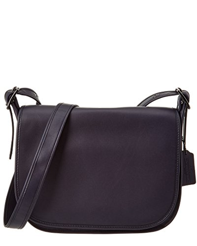 Jual COACH Womens Gloveton Leather Saddle Bag - Cross-Body Bags ... a3c047f753