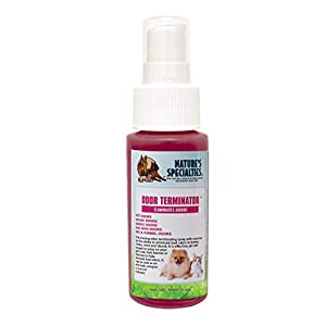 Nature's Specialties Odor Terminator Spray for Pets 1