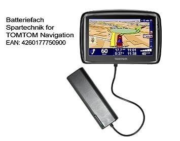 Spartechnik - Cargador de batería portátil para TomTom ONE ...