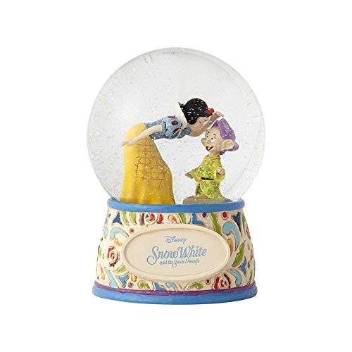 Enesco Disney Traditions Snow White and Dopey Waterball