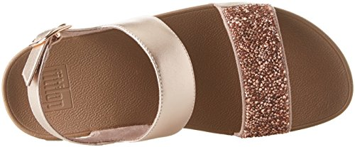 Fitflop Sparklie Roxy, Infradito Donna Rosa (Rose Gold)