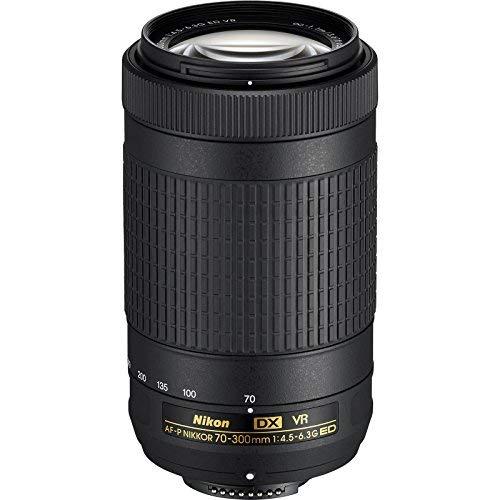Nikon CRTNK70300KRB 70-300mm f/4.5-6.3G VR DX AF-P ED Zoom-NIKKOR Lens - (Renewed) (Nikon Af P Vs Af S Lens)