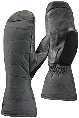 Black Diamond Women's Ruby Mitts Cold Weather Mittens, Black, X-Small