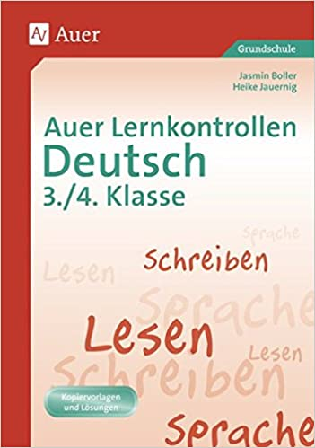 Deutsch klasse 3 amazon