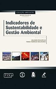 Indicadores de sustentabilidade e gestão ambiental