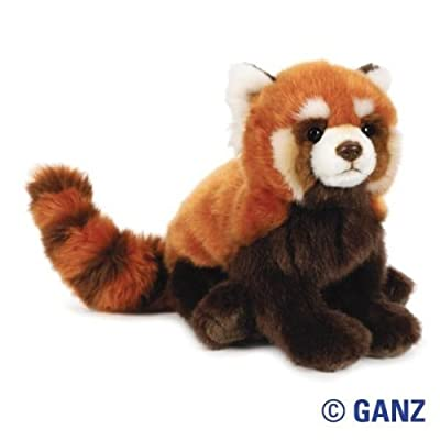 Webkinz Signature Endangered Red Panda: Toys & Games