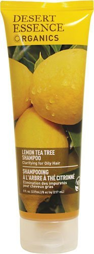 Desert Essence Shampoo Lemon Tea Tree 8 унций