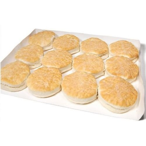 Bridgford Foods Old South Buttermilk Biscuit, 4 Ounce - 60 per case.