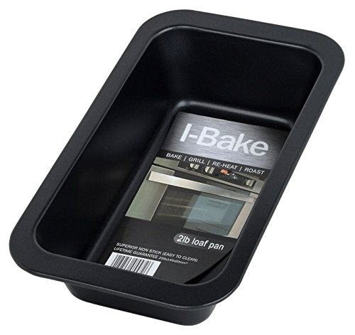 I-Bake 2 lb Loaf Pan pendeford 5572
