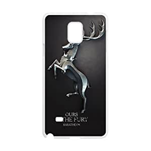 Generic Case Game Of Thrones For Samsung Galaxy Note 4 N9100 676F7U8021