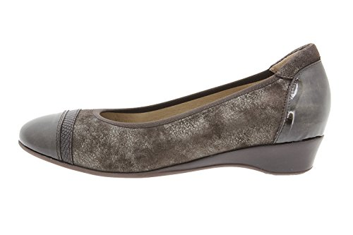Casual Confort Piel C PieSanto 9723 de Calzado Bailarina Mujer Zapato SPqwA8O