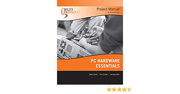 Wiley Pathways PC Hardware Essentials Project Manual: Amazon ...