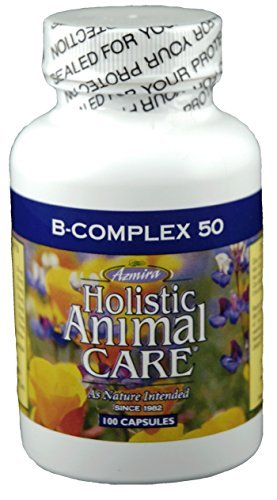 Azmira B-Complex 50 for Pets – 100 Capsules