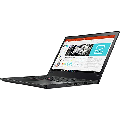 "Lenovo ThinkPad T470 Business Laptop: 14"" Anti-Glare LED-Backlit (1366x768), Intel Core i5-6200U, 500GB HDD, 8GB DDR4, FingerPrint Reader, Windows 7 Pro upgradeable Windows 10 Pro"