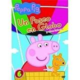 Peppa Pig En Espanol Paseo En Globo DVD Region 4