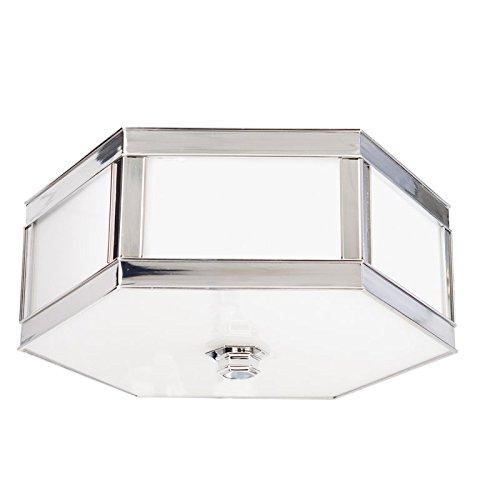 Glass Bronze Color IKEA 203.891.70 Kattarp Ceiling Lamp
