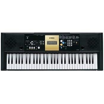 Amazon Com Yamaha Ypt 220 61 Key Personal Keyboard With