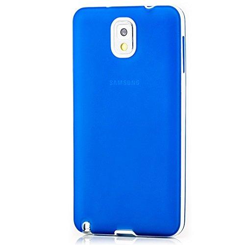 21 opinioni per Custodia del silicone per Samsung Galaxy Note 3 (SM-N9000) Back Cover Slim Case
