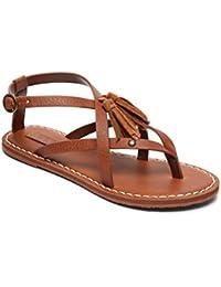 Women's Luiza Multri Strap Flat Sandal
