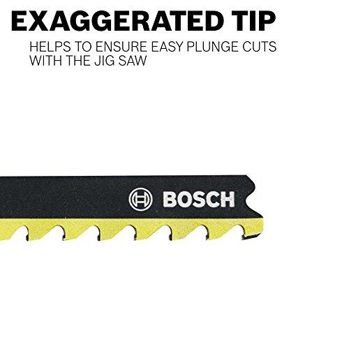 """Bosch TPI Carbide Edge Saw Blades Purpose , 5-3/16"""""""